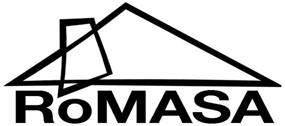 """Logo """"Romasa"""" (Servicios Inmobiliarios)"""