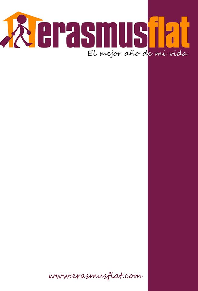 Diseño carpeta ERASMUSFLAT