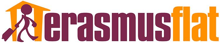 Diseño Logo ERASMUSFLAT