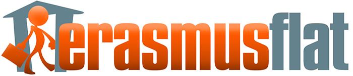 Bocetos Logo ERASMUSFLAT 8