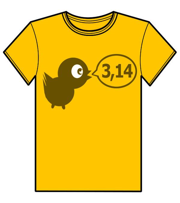 Diseño camiseta PI