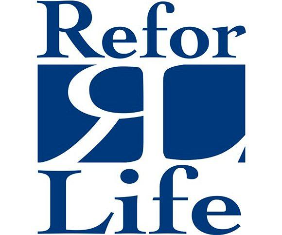 Logo reforlife la ruloteca for Logo arquitectura tecnica