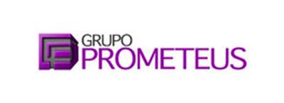 Diseño logo GRUPO PROMETEUS