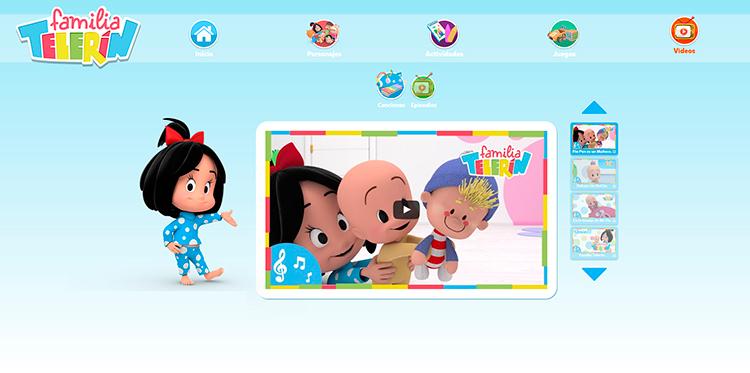 Adaptaciones responsive Videos FAMILIA TELERIN 1280