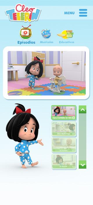 Adaptaciones responsive Videos FAMILIA TELERIN 320