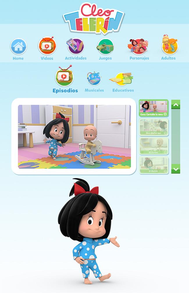Adaptaciones responsive Videos FAMILIA TELERIN 768
