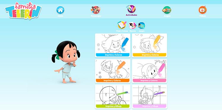 Adaptaciones responsive Actividades FAMILIA TELERIN 1280