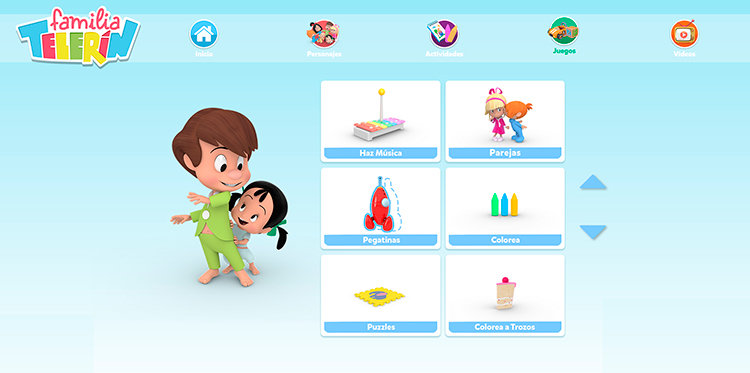 Adaptaciones responsive Juegos FAMILIA TELERIN 1280