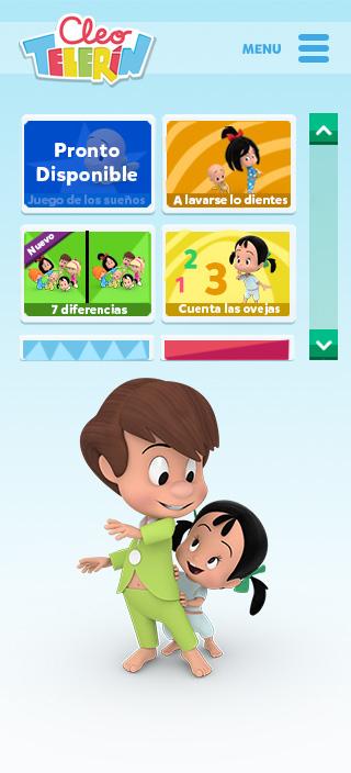 Adaptaciones responsive Juegos FAMILIA TELERIN 320