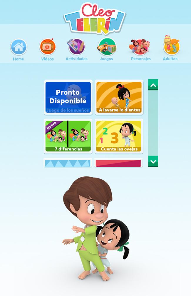 Adaptaciones responsive Juegos FAMILIA TELERIN 768