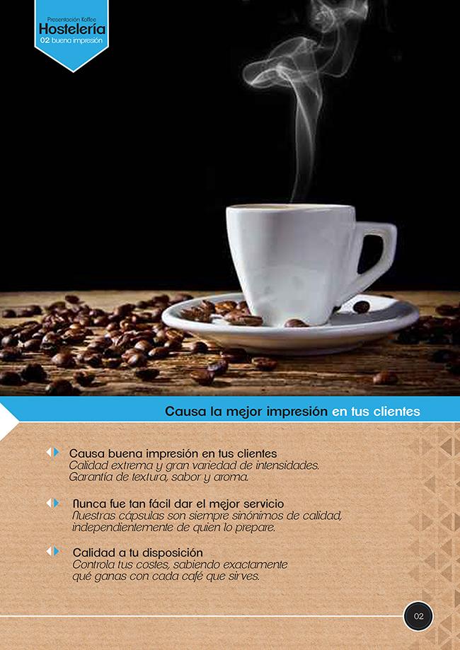 Diseño folletos PRESENTACION KOFFEE 2