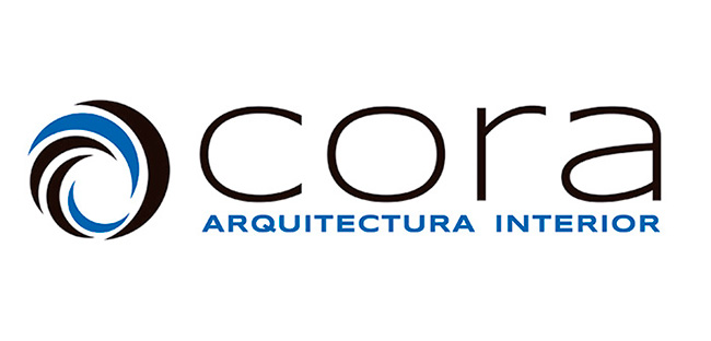 Diseño de logotipo CORA ARQUITECTURA INTERIOR