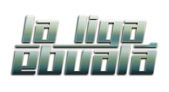 Diseño de logotipo LA LIGA EBUALA