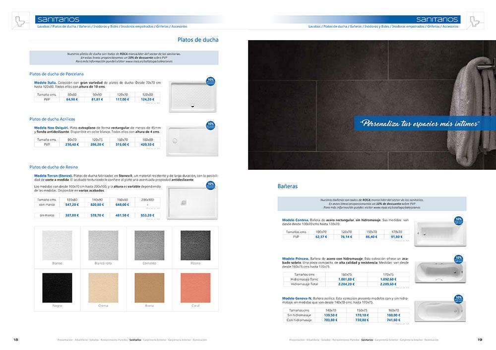 Diseño y maquetación CATALOGO PRODUCTOS Y SERVICIOS CORA ARQUITECTURA 2017 pliego 10