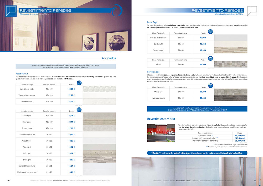 Diseño y maquetación CATALOGO PRODUCTOS Y SERVICIOS CORA ARQUITECTURA 2017 pliego 8