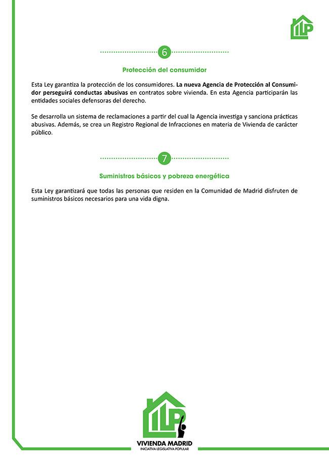 Diseño y maquetación ILP LEY URGENTE DEL DERECHO A LA VIVIENDA EN LA COMUNIDAD DE MADRID Resumen 4