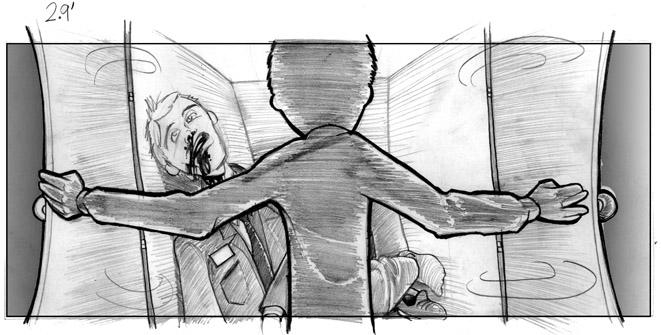 "Storyboard ""El TIpejo"""