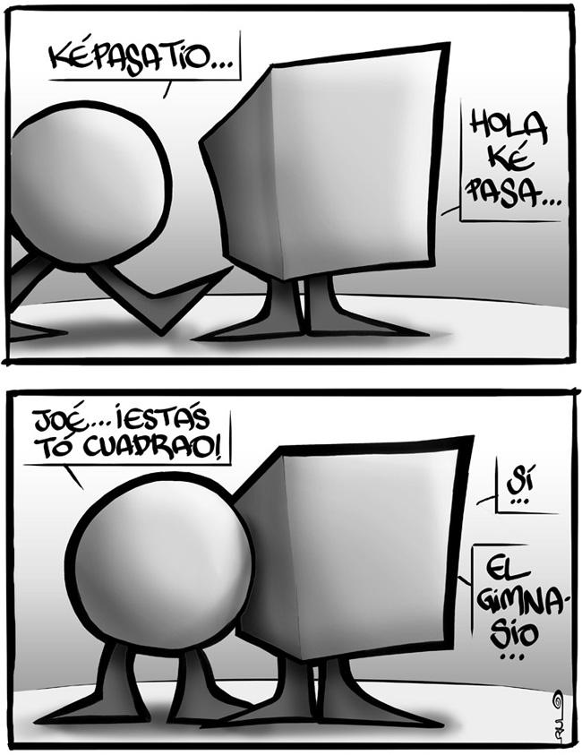 Viñeta ESTAS CUADRAO