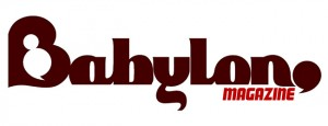 Logo Revista BABYLON MAGAZINE
