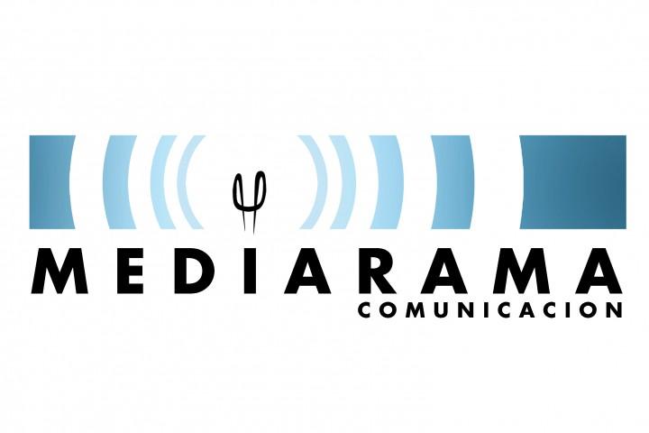 Logo MEDIARAMA COMUNICACION