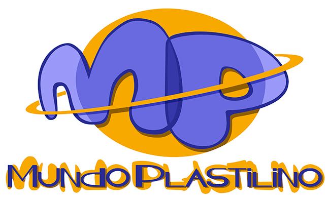 Diseño logo MUNDO PLASTILINO