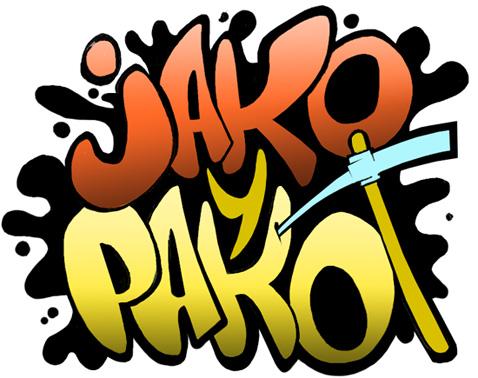 "Logo ""Jako y Pako"""