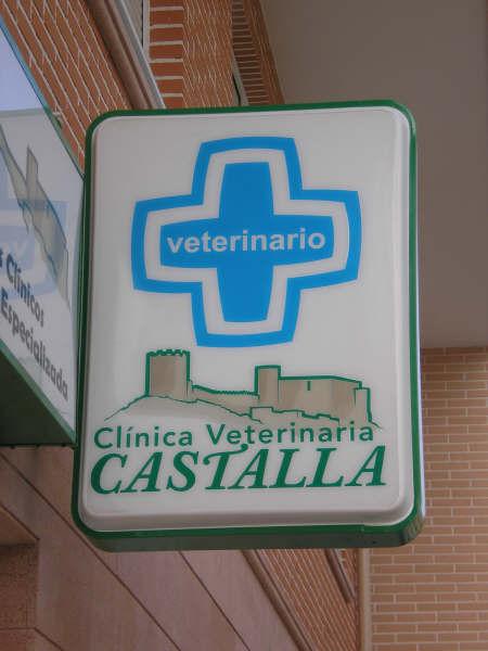 Foto Logo CLINICA VETERINARIA CASTALLA 2