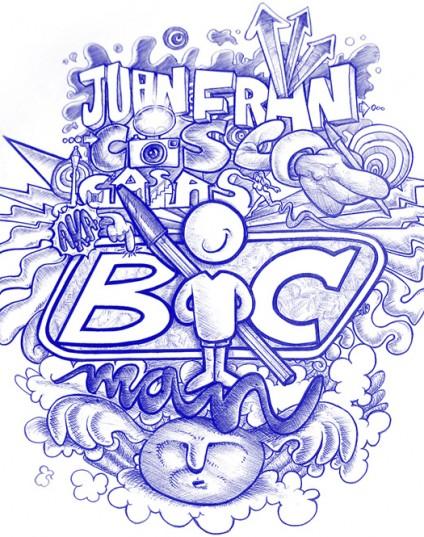 Ilustración JUAN FRANCISCO CASAS BICMAN (Babylon Magazine)