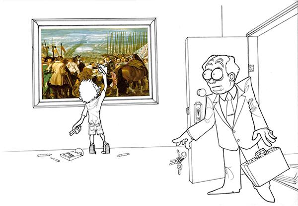 Boceto 5 Ilustración CABREO