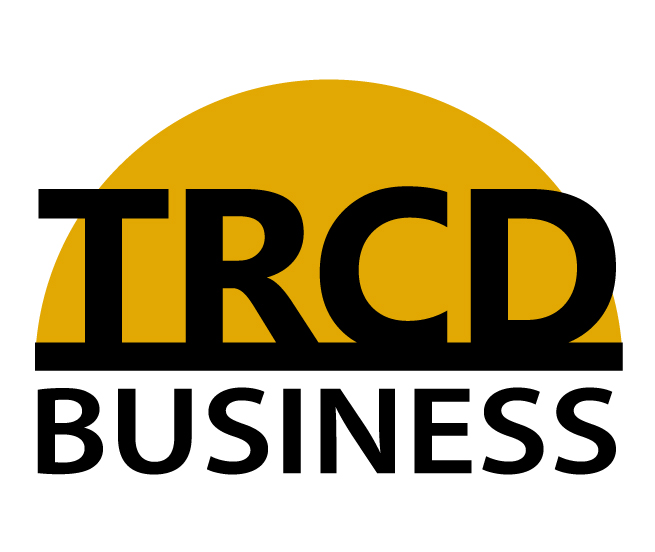 Diseño Logo TRCD BUSINESS