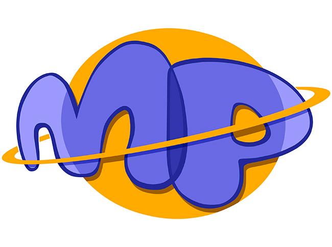 Diseño de logo MUNDO PLASTILINO solo