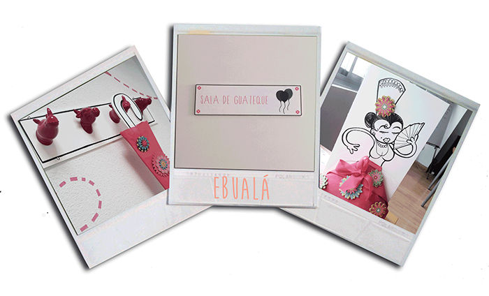 Ilustraciones y decoración OFICINA EBUALA 3