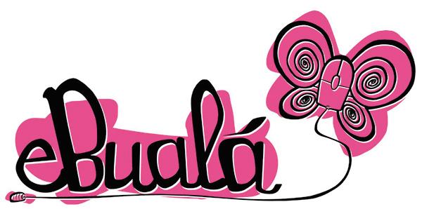 Boceto logo EBUALA 2