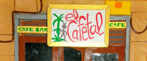 Retrato en plastilina EL CAFETAL 4