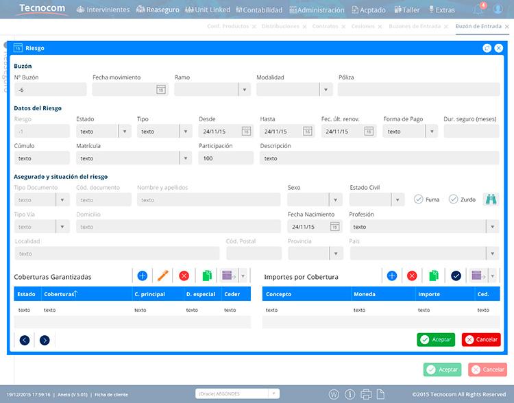 Diseño web TECNOCOM SEGUROS 09