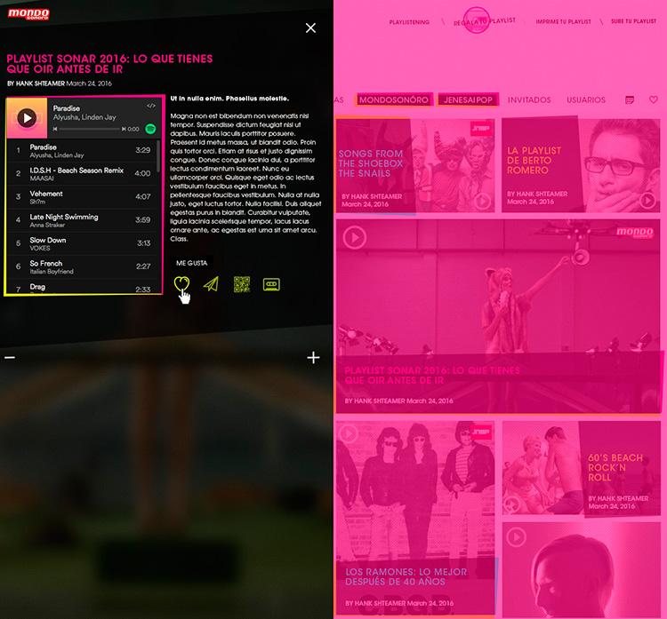 Diseño web Responsive Detalle KIA MUSIC BOX 1280