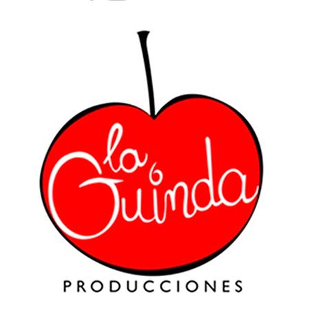 Diseño de logotipo LA GUINDA PRODUCCIONES
