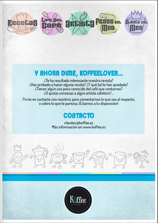 Diseño y maquetación REVISTA KOFFEE n1 pag7