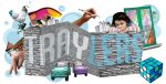 Diseño Gráfico Collage para slider web TRAYLERS VISTA GENERAL
