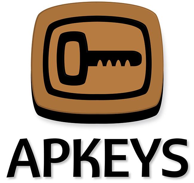Diseño de logotipo APKEYS
