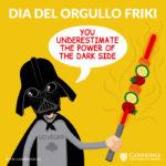Visual redes sociales DIA DEL ORGULLO FRIKI Cambridge University Press