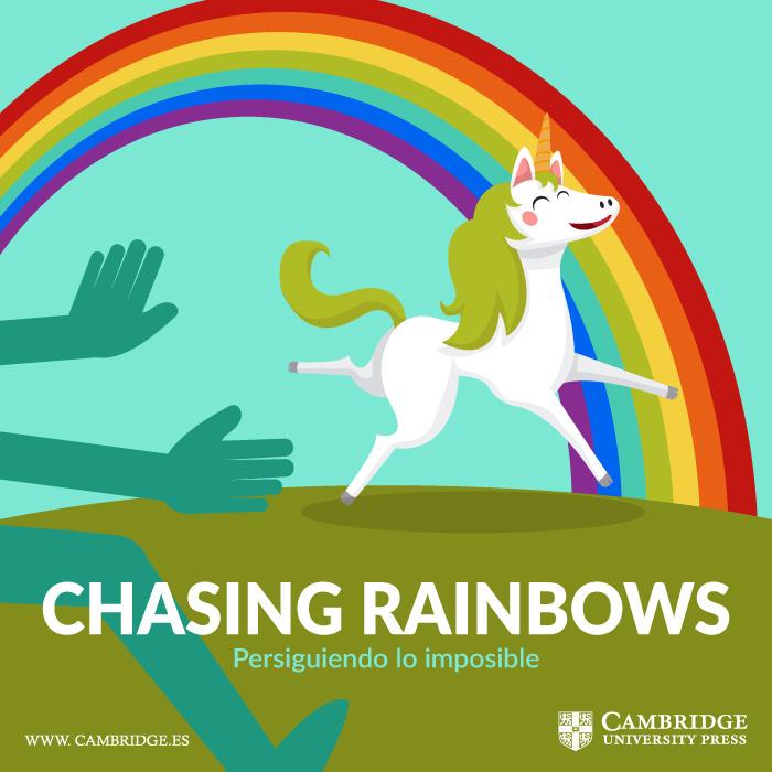 Visual redes sociales CHASING RAINBOWS Cambridge University Press
