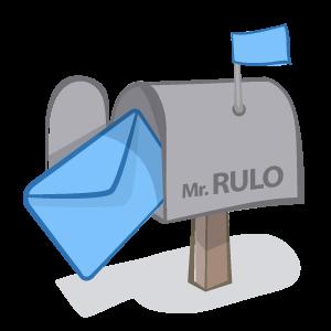 Icono web LA RULOTECA Informacion y Contacto