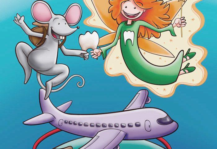 Ilustración digital para cuento infantil