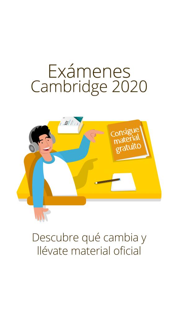 Ilustración vectorial Redes Sociales Campaña Exams 2019 modelo 2