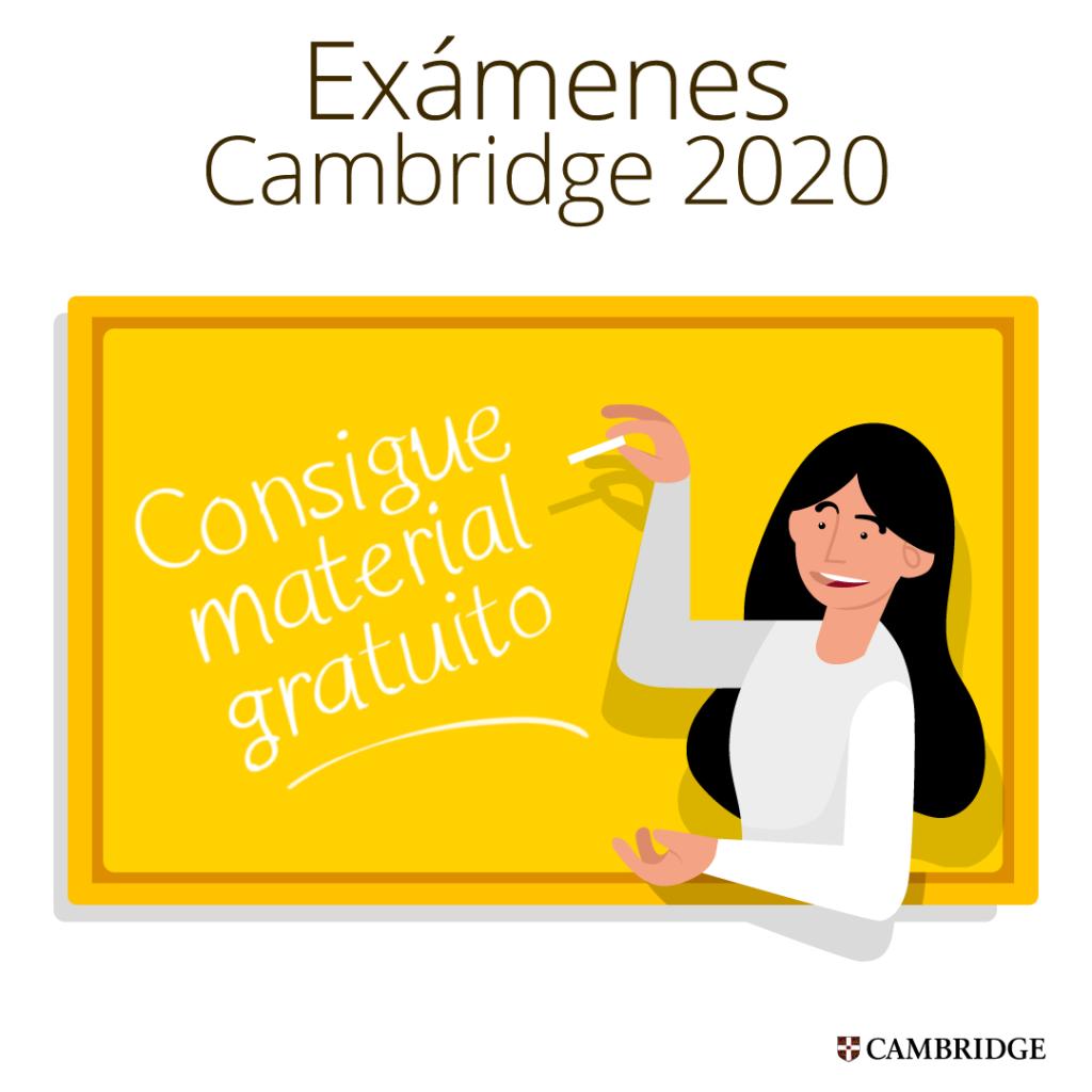 Ilustración vectorial Redes Sociales Campaña Exams 2019 modelo 1