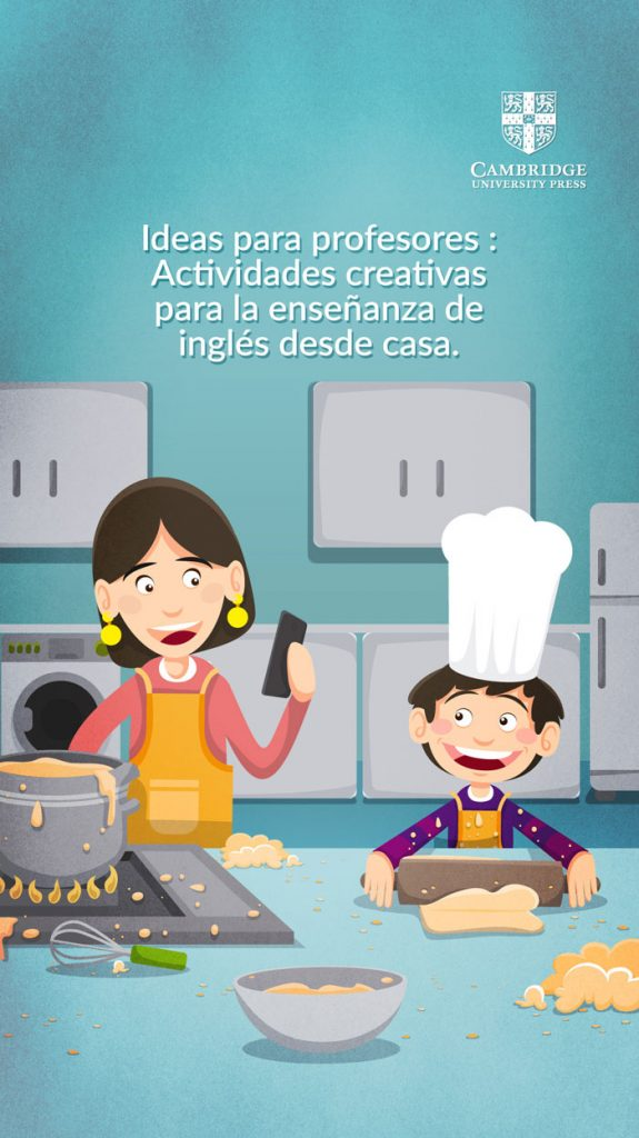 Ilustración vectorial para blog ACTIVIDADES CREATIVAS