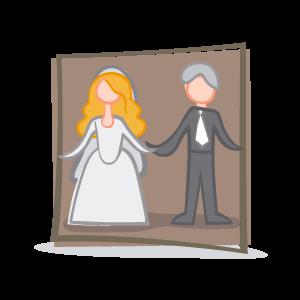 Invitaciones y regalos de boda originales